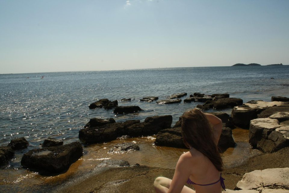 Istrien Meer
