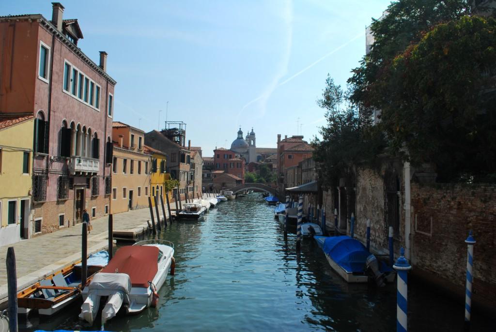 Kanal Venedig