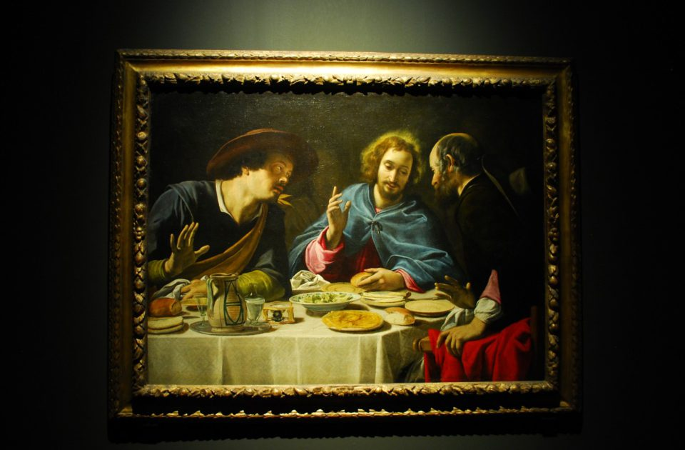 Uffizien Gemälde Florenz