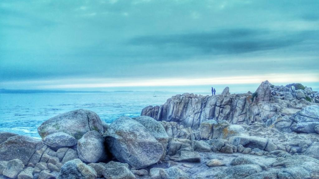 Felsen Monterey