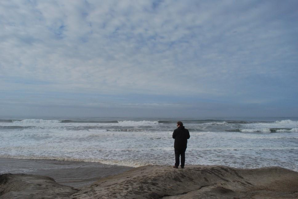 Küste nahe Monterey