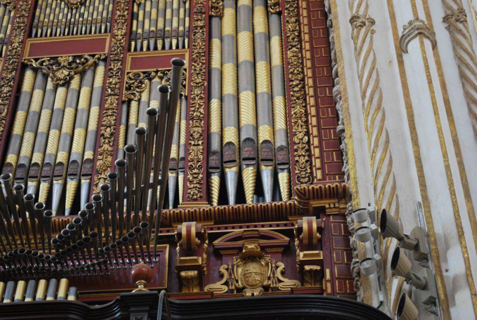Orgel Mezquita Cordoba