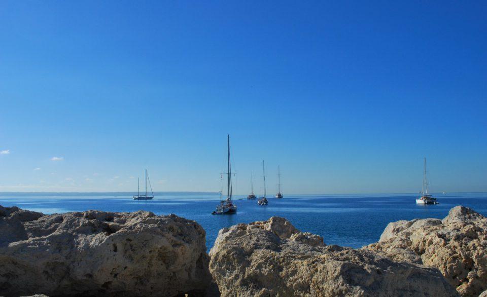 Bucht Palma de Mallorca