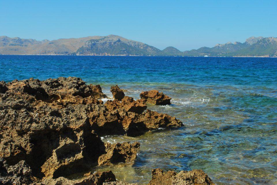 Badebucht Mallorca