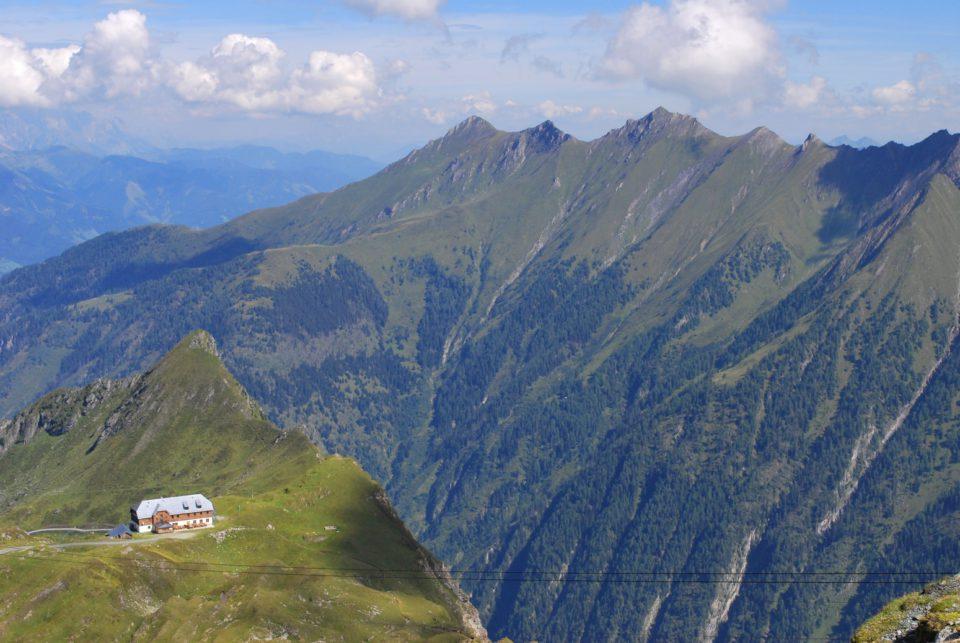 Kitzsteinhorn Bergfahrt