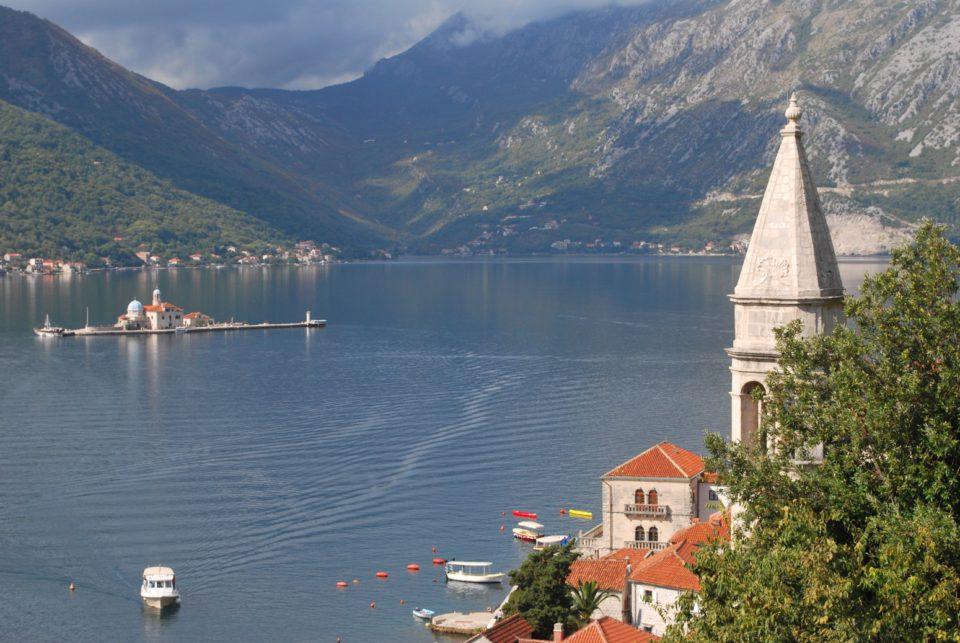 Bucht von Kotor - Perast