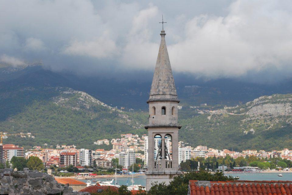 Budva Kirche
