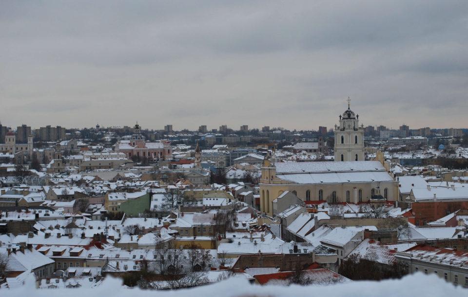 Citytrip Vilnius