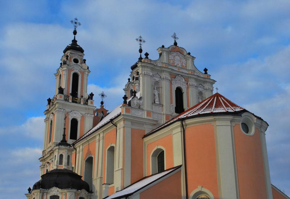 vilnius-kirche