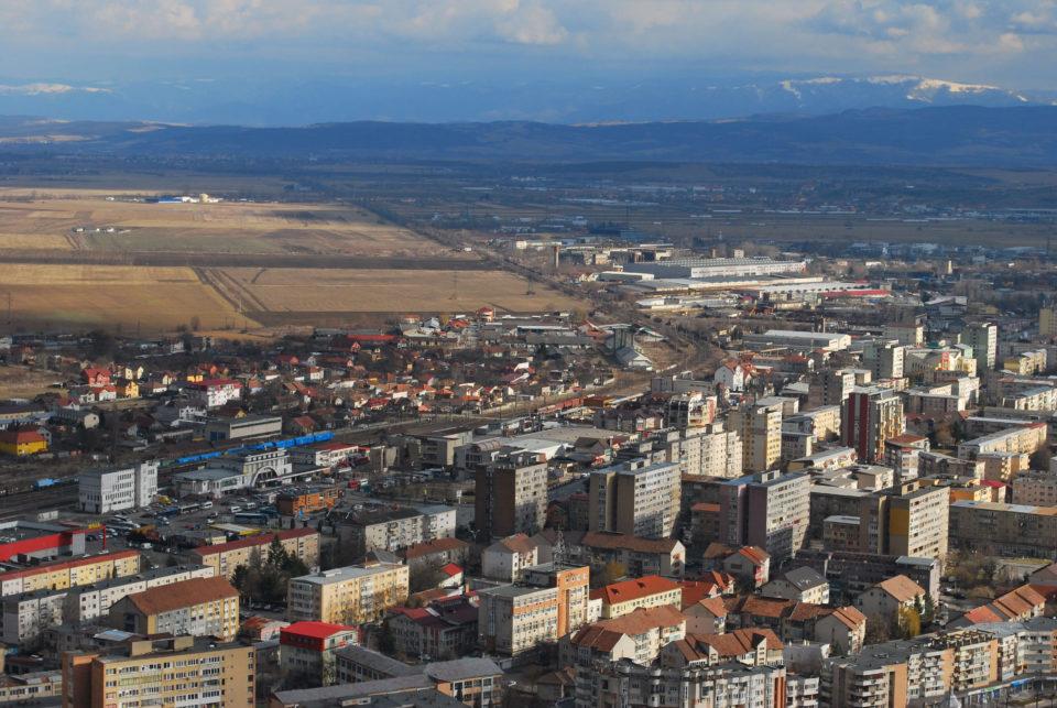 Deva in Transsilvanien