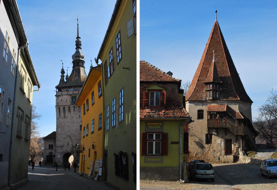 Schäßburg Transsilvanien