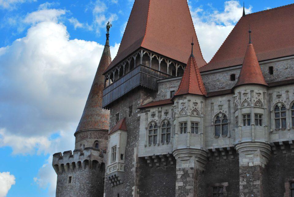 Transsilvanien Schloss Corvin
