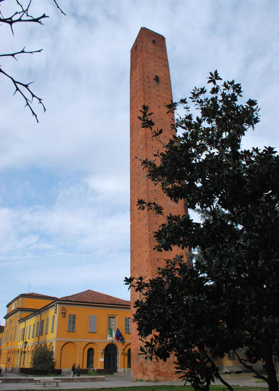 Geschlechtertürme in Pavia