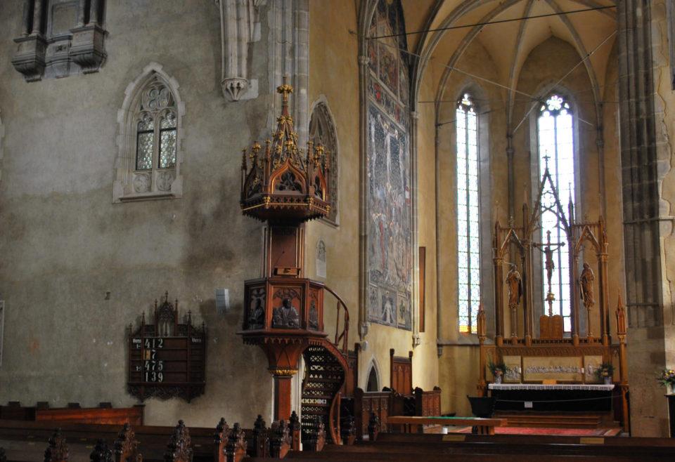 Evangelische Kirche Sibiu