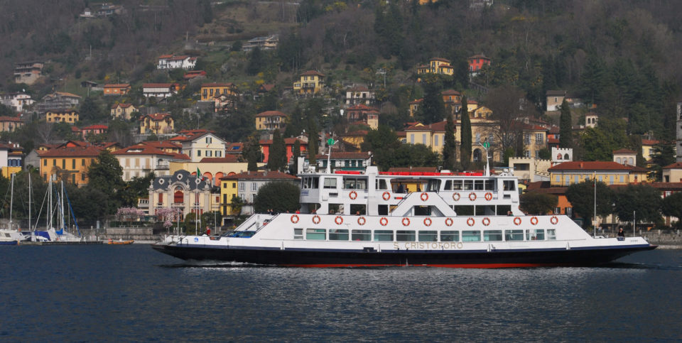 Lago Maggiore Fähre