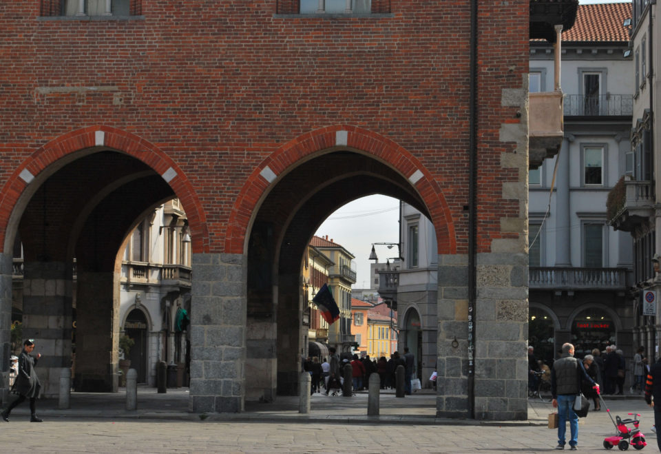 Altstadt von Monza