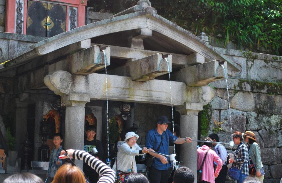 Kiyomizu-dera wasser