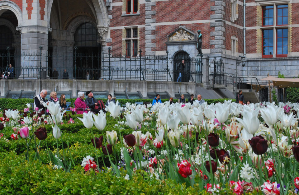 Park des Rijksmuseums