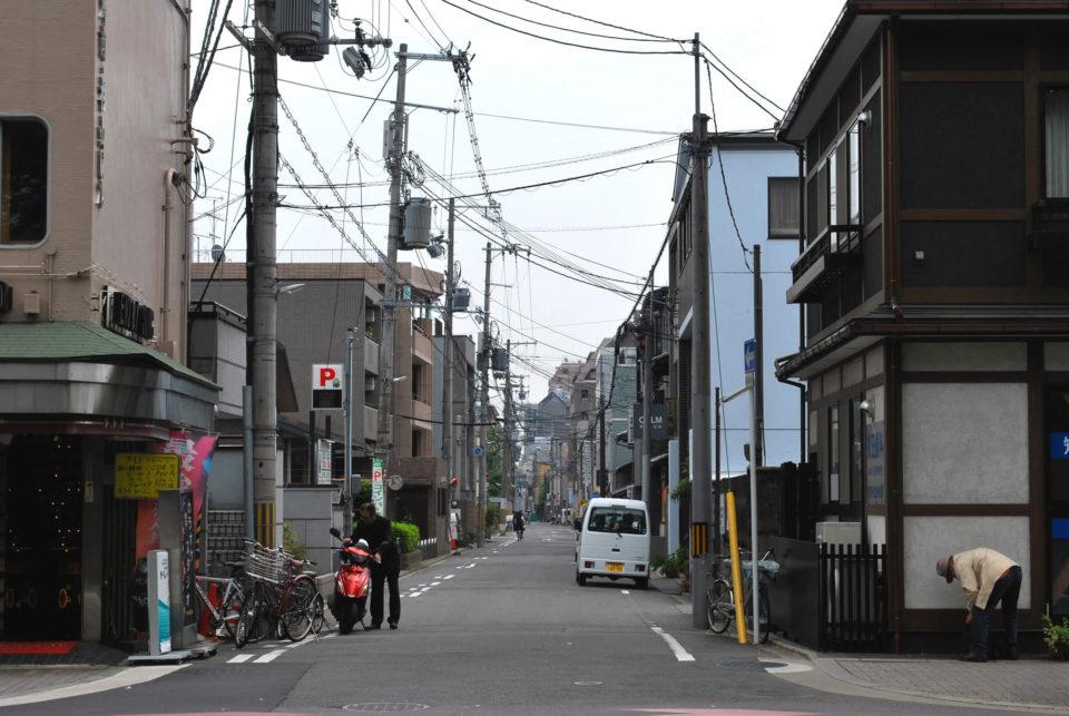 kyoto strassen