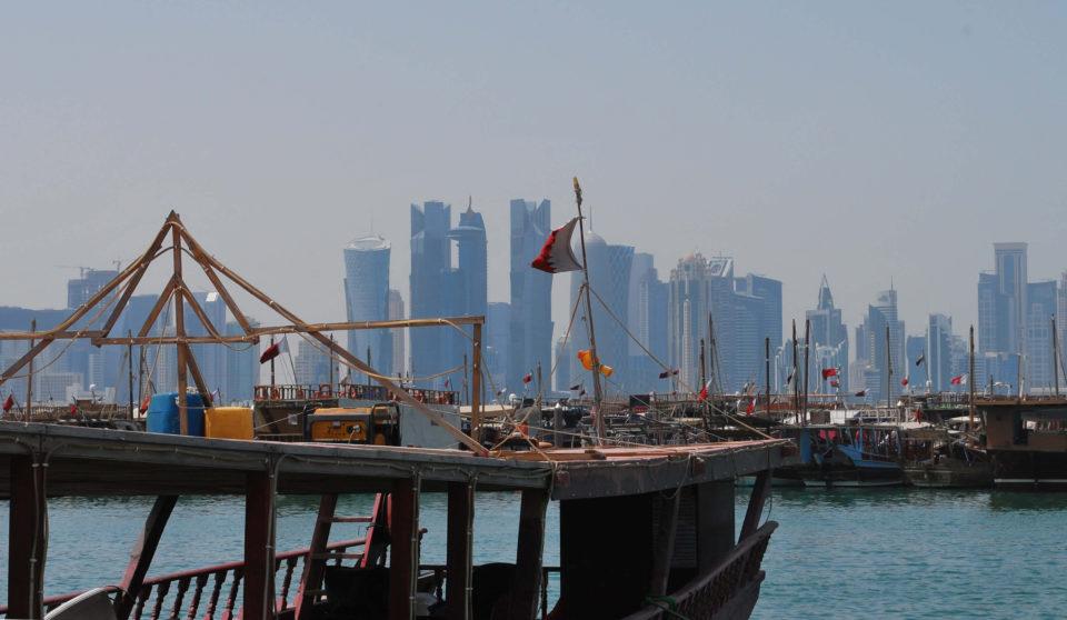 Doha Hafen