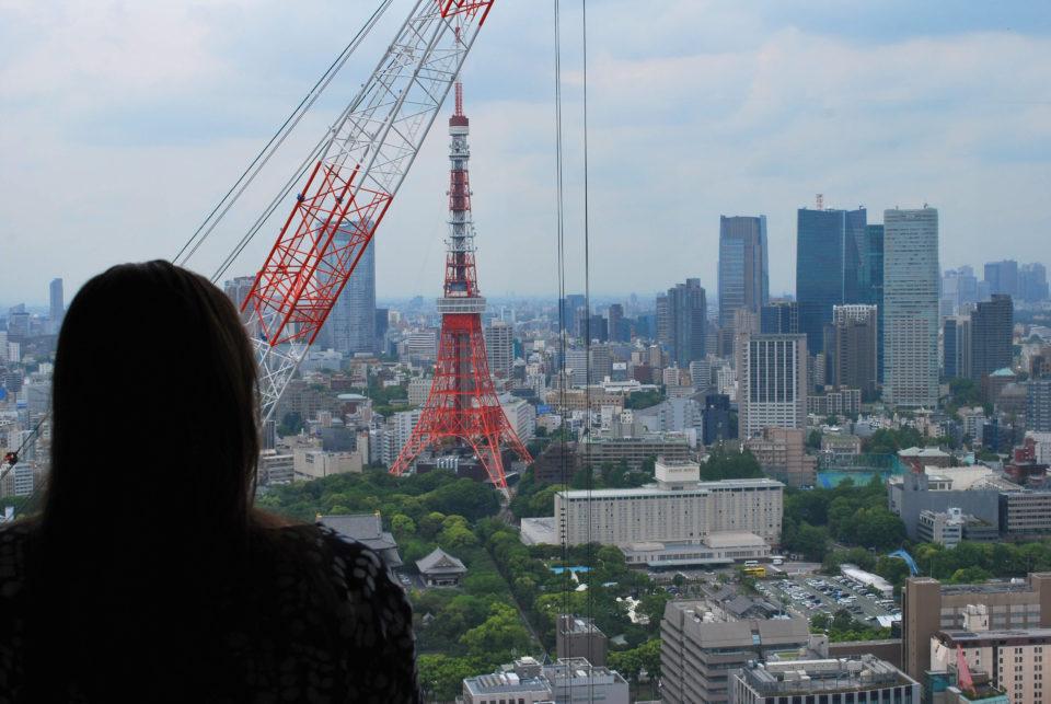 Observatory World Trade Center Tokyo
