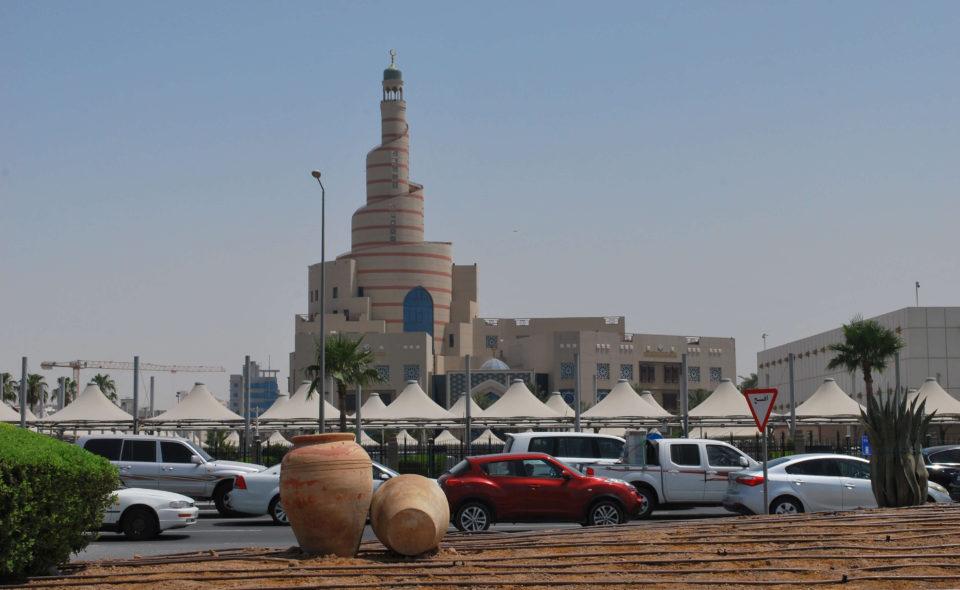 Straßen Doha