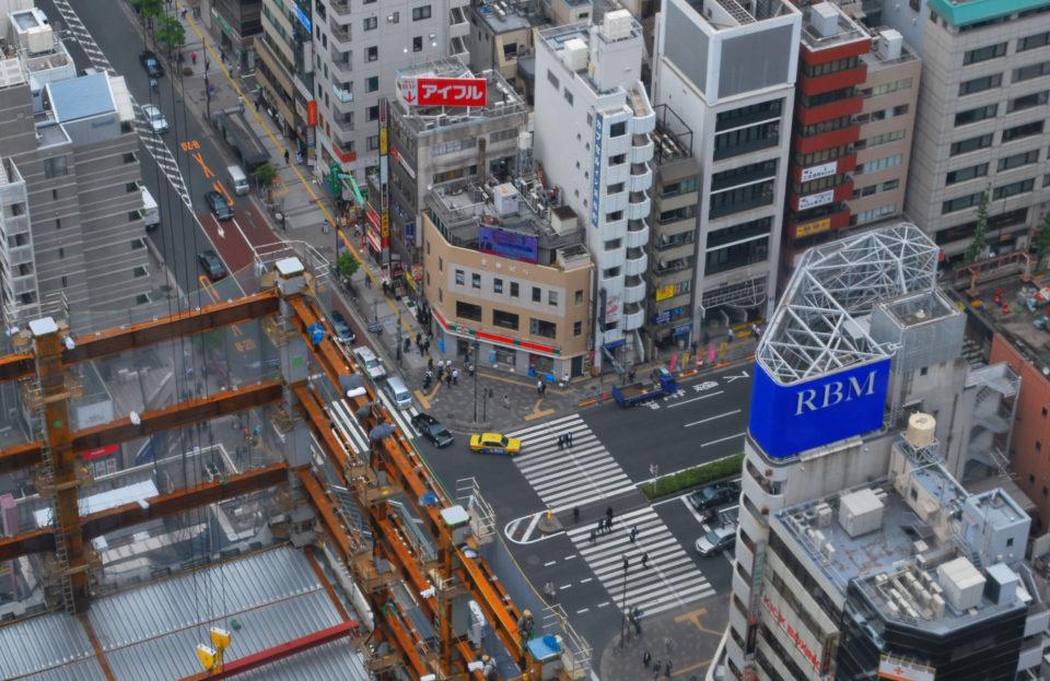 View Observatory World Trade Center Tokyo