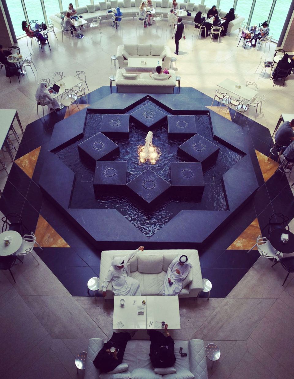 Museum of Islamic Art Café