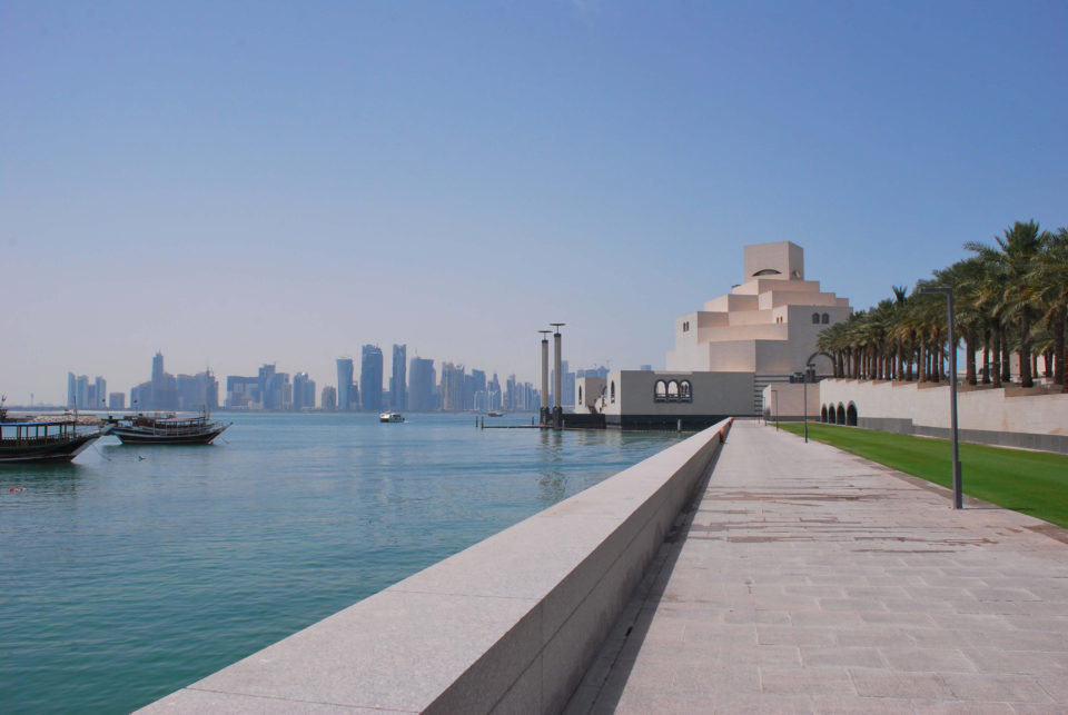 promenade museum of islamic art doha