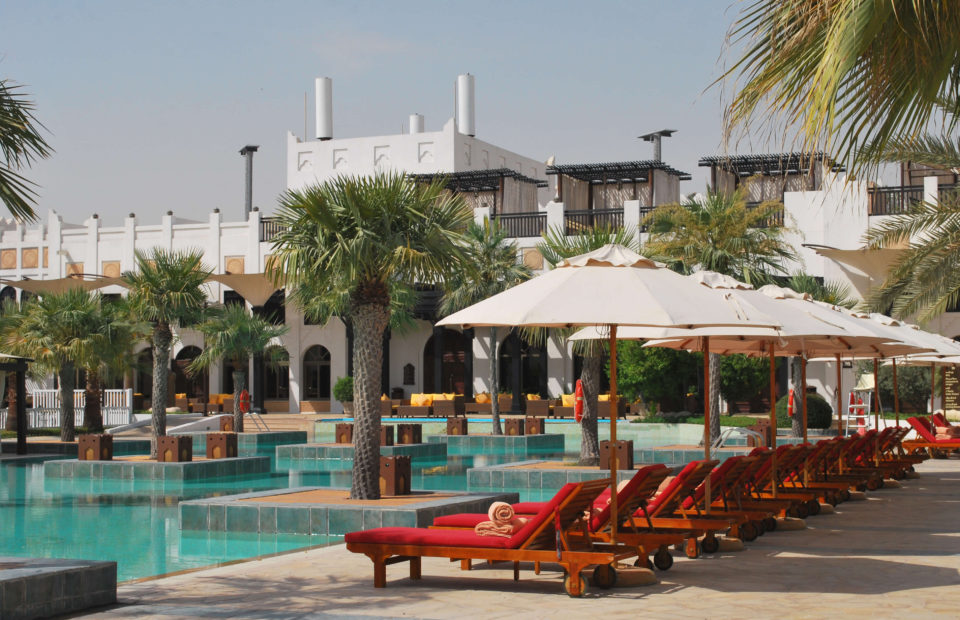 sharq village pool