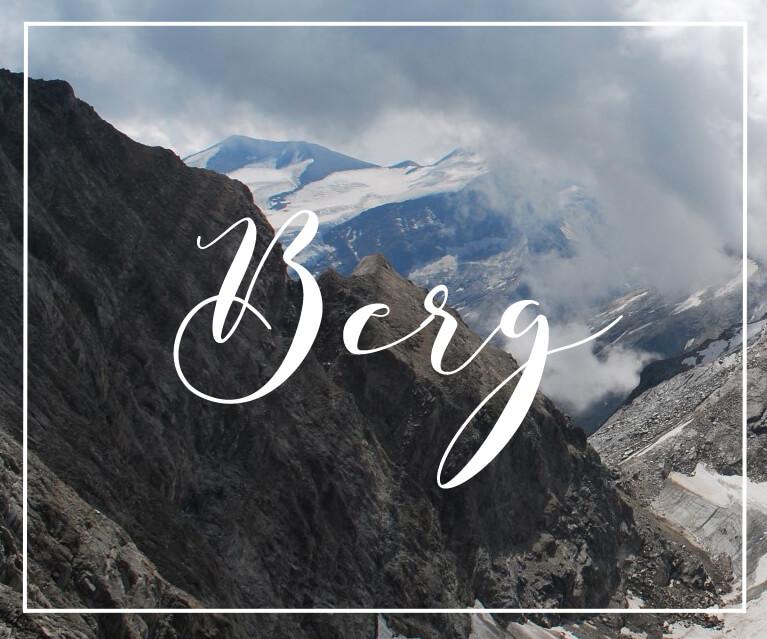 Kategorie Berg