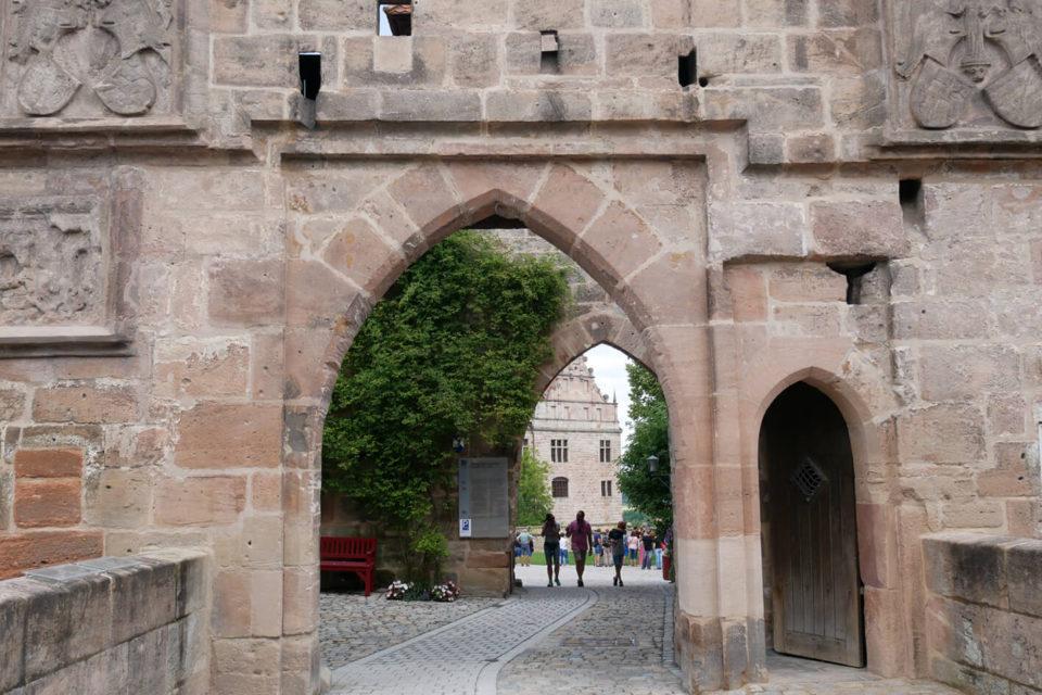 Cadolzburg Tor