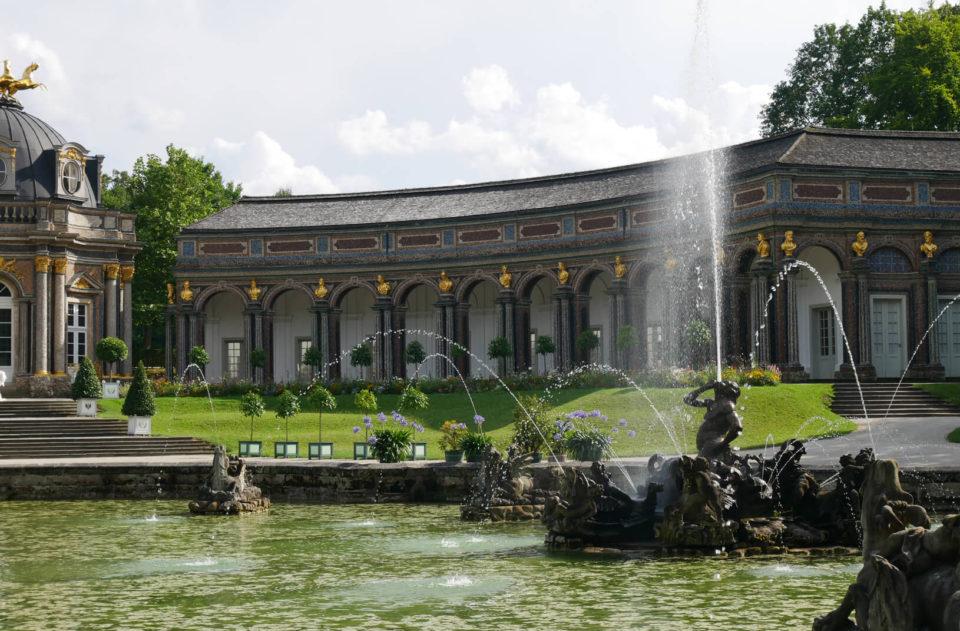 Eremitage Bayreuth Orangerie