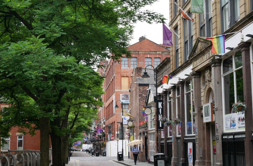 Gay Village Manchester