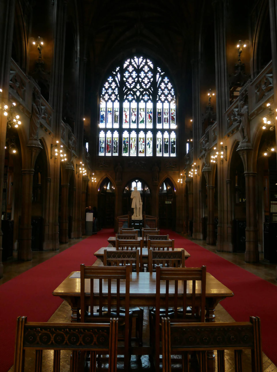 John Rylands Library Manchester