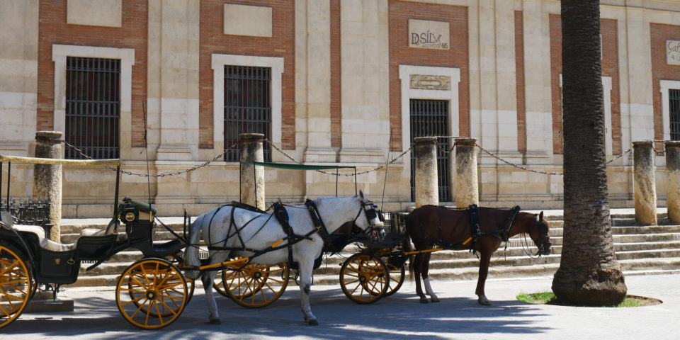 Kutschen Sevilla