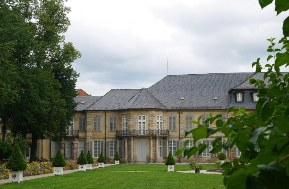 Neues Schloss Bayreuth Garten
