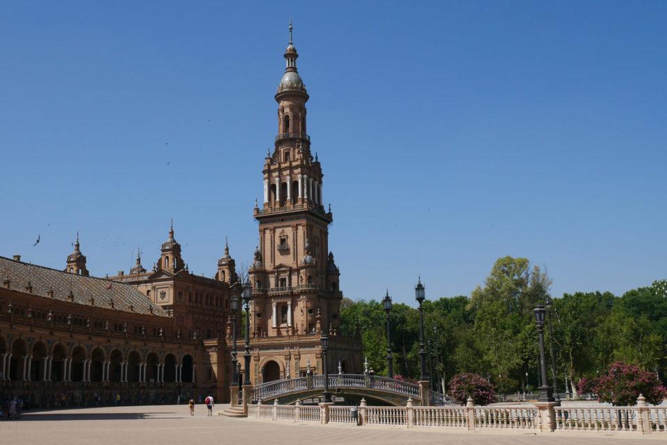 Servilla Plaza de Espana