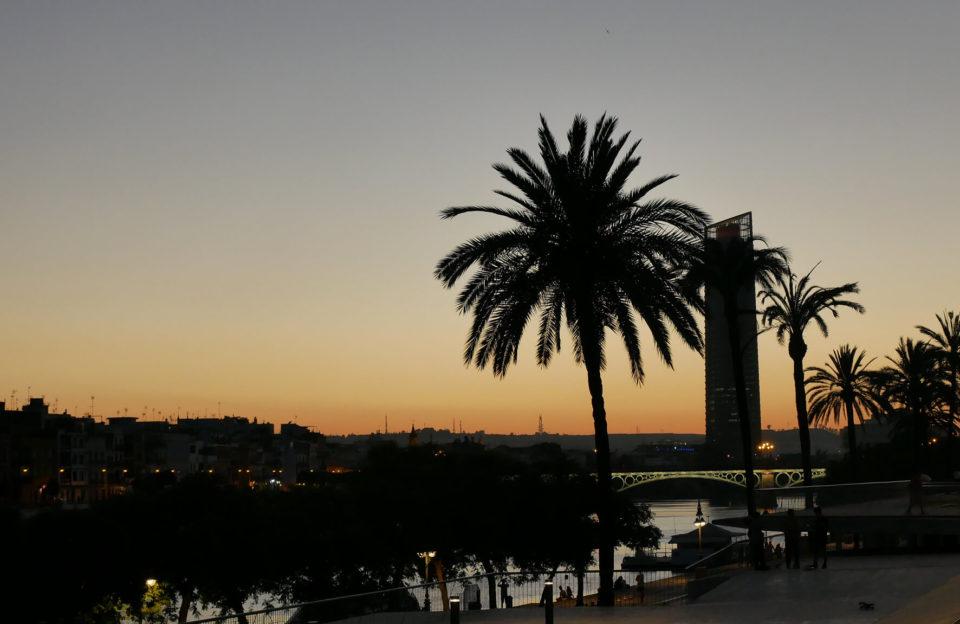 Sevillas Fluss
