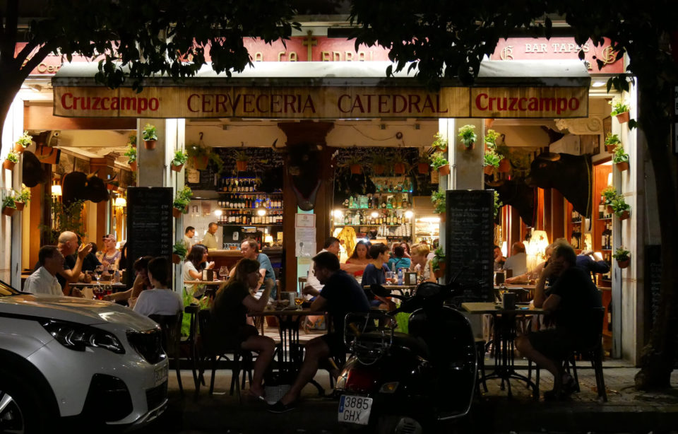 Sevilla Restaurants