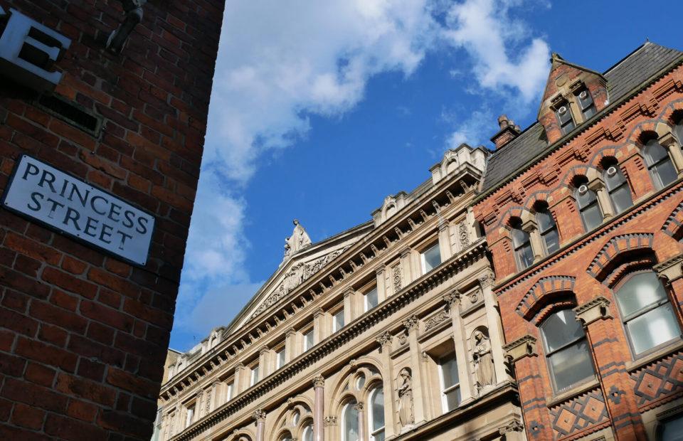 manchester princess street