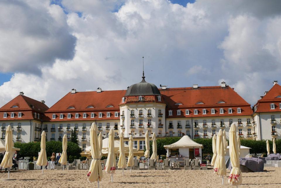 Grand Hotel Sopot Sofitel