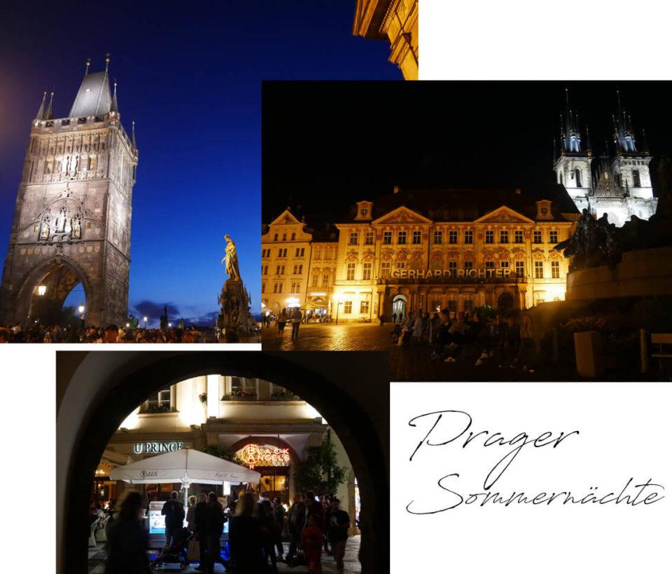 Prager Sommernächte