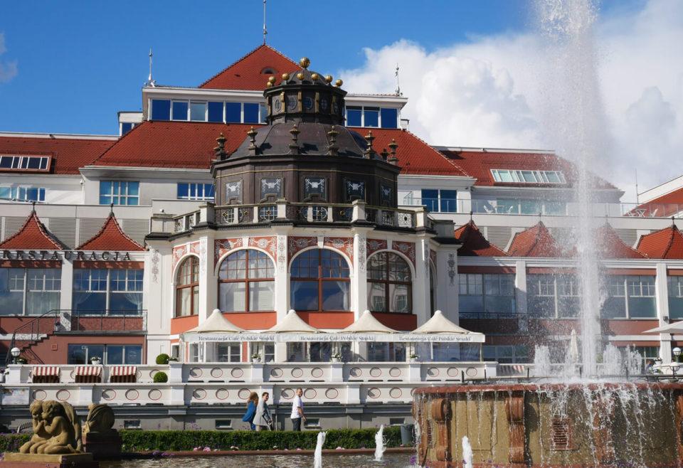 Zoppot Kurhaus