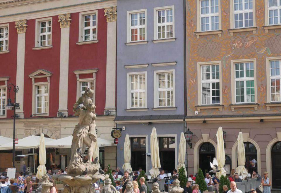 Alter Markt Poznan