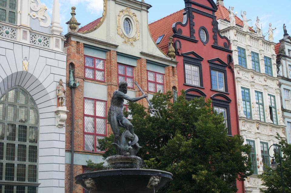 Danzig Brunnen