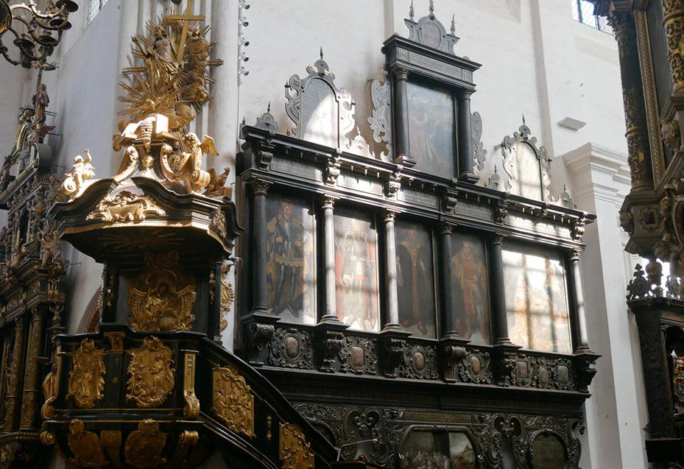 Dom zu Oliva Chor