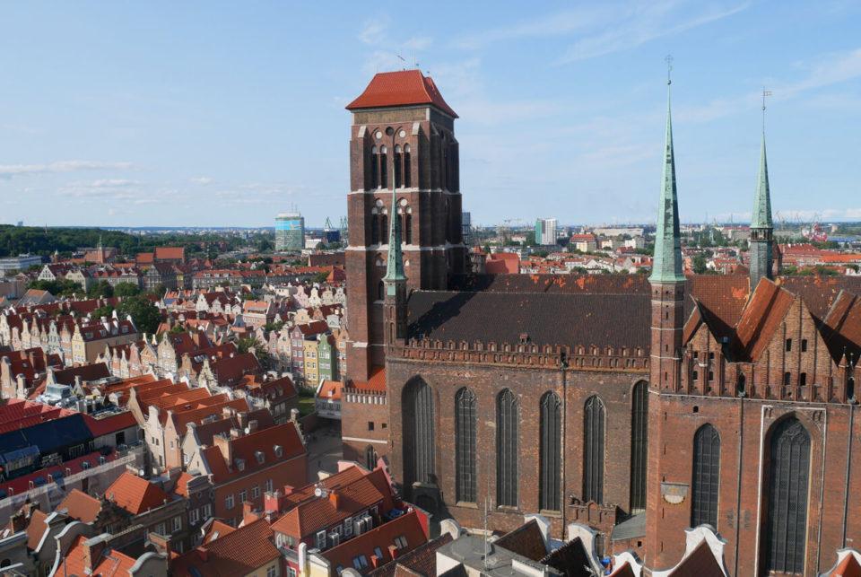 Gdansk Marienkirche