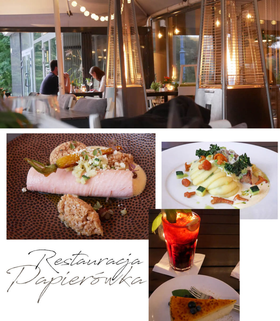 Papierówka Restaurant Posen