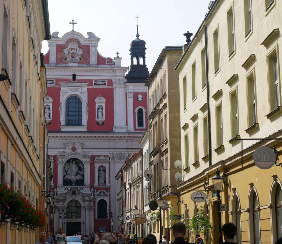 Pfarrkirche St. Stanislaus Posen
